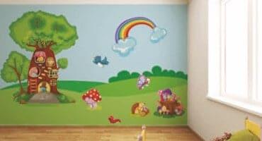 Adesivi Murali Low Cost.Decorazioni Interni Pitture Murali E Prodotti Per Professionisti
